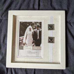 Other - HEART Picture Frame